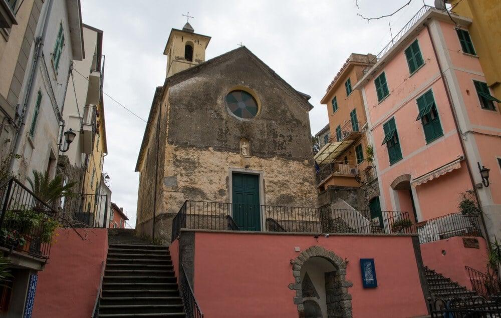 Corniglia Town
