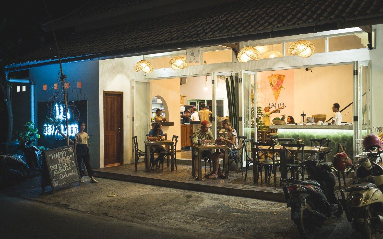 doppio zero best restaurants in uluwatu