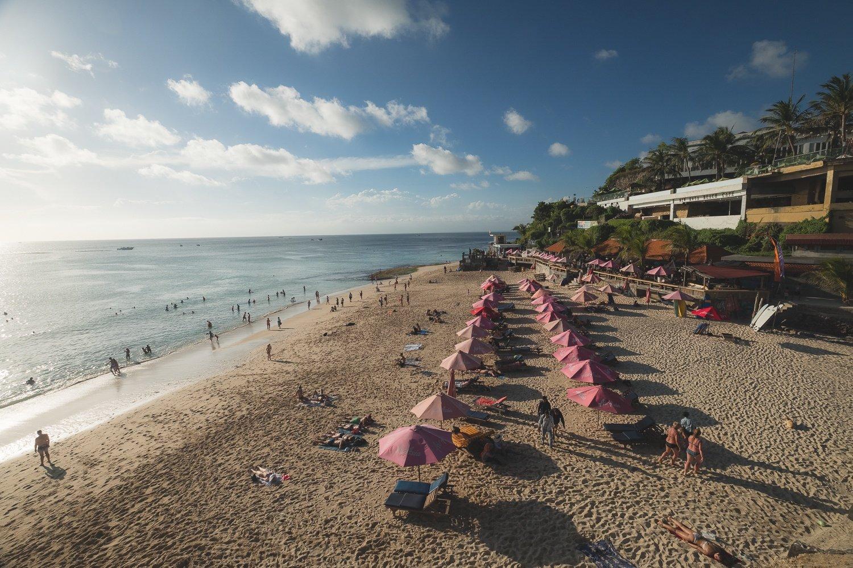 dreamland beach when to visit uluwatu
