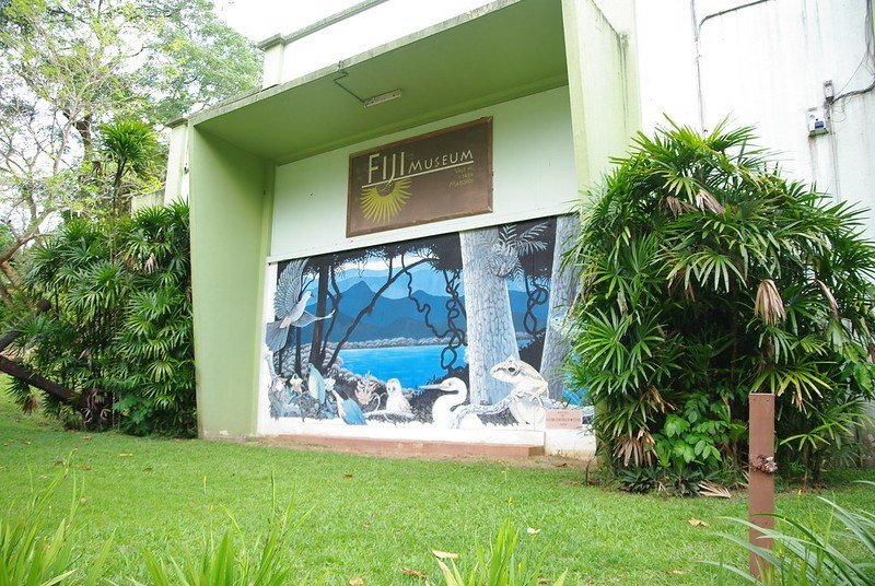 Fiji Museum, Suva