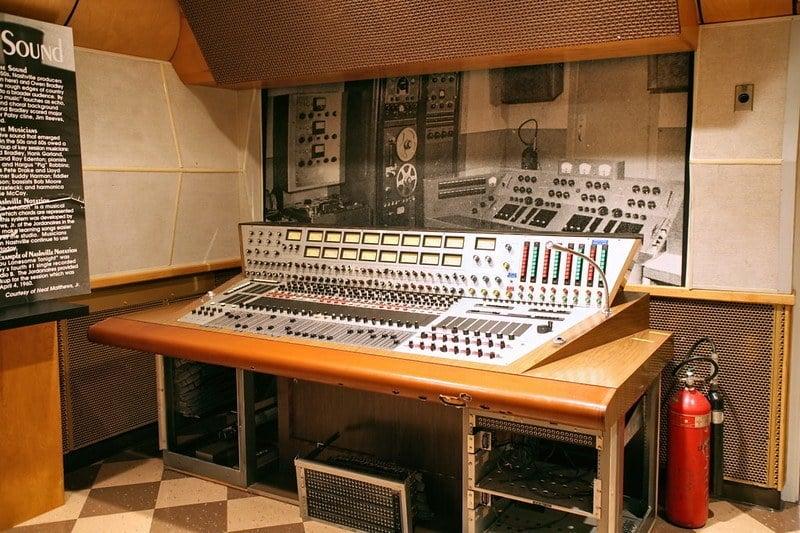 Music Row and RCA Studio B