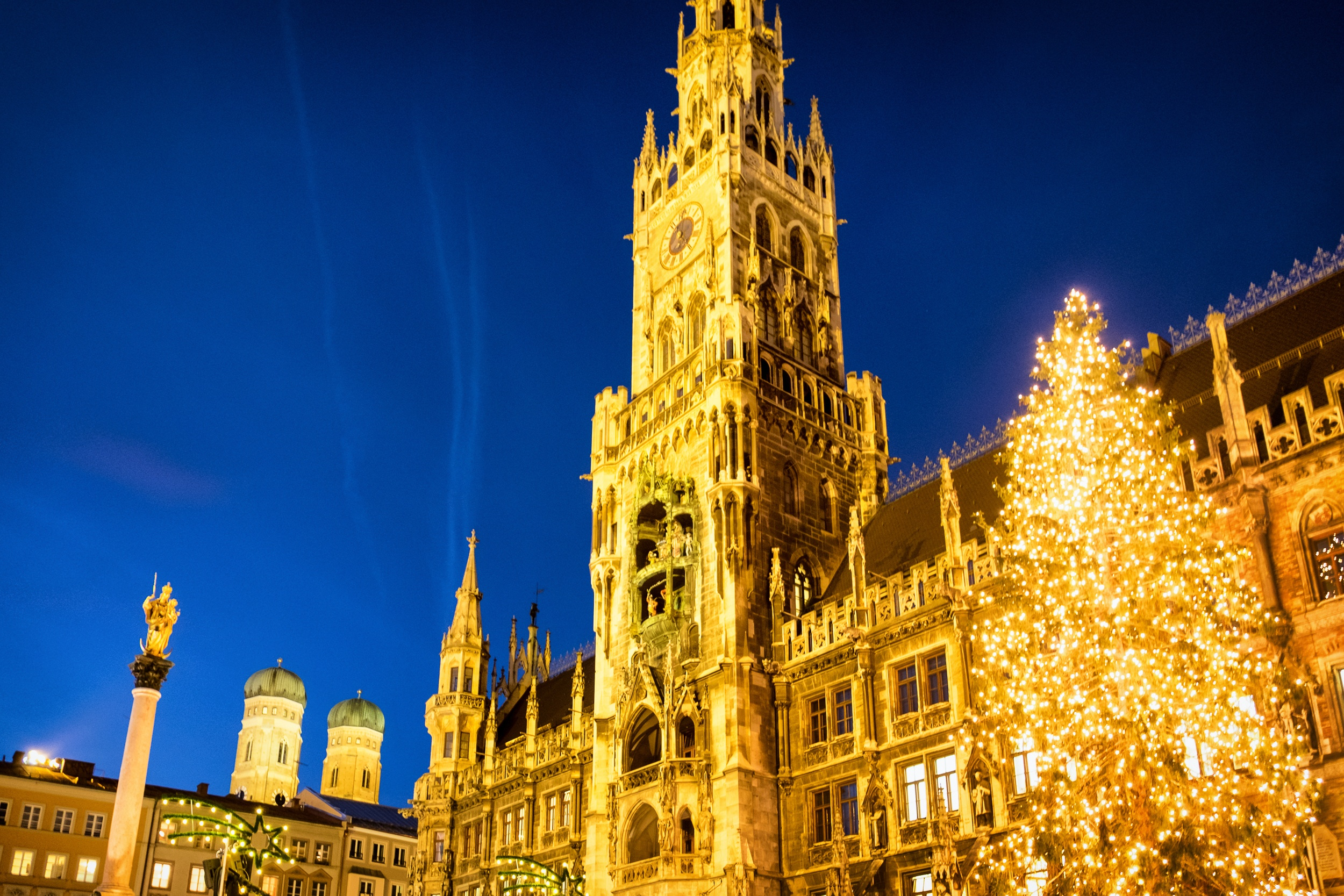 Munich itinerary