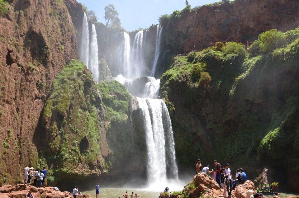 Full-Day Tour to Ouzoud Waterfalls