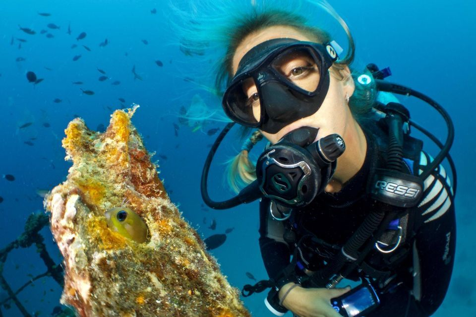 Boracay Discovery Scuba Diving Experience for Beginners