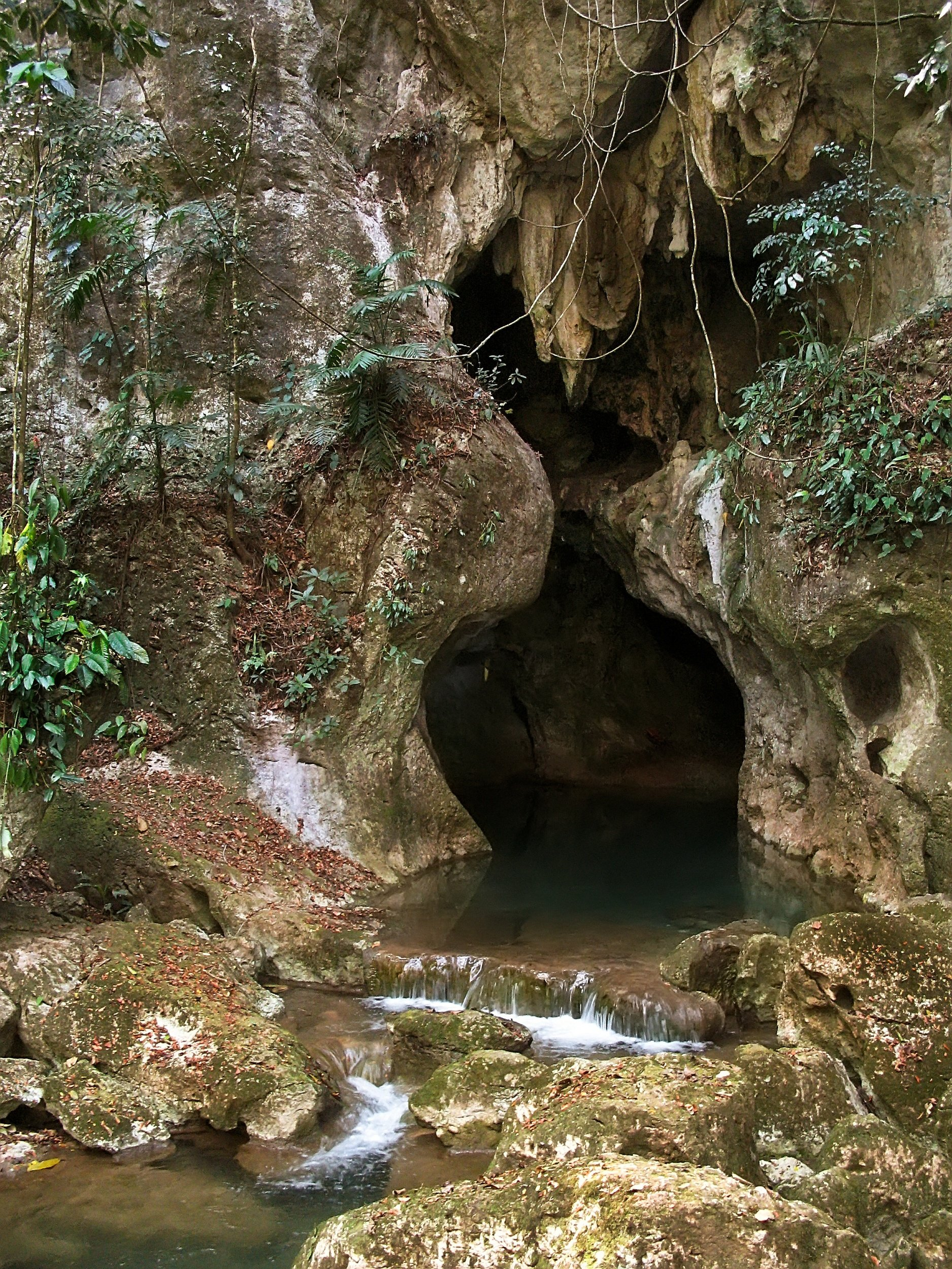 Explore the ATM Cave