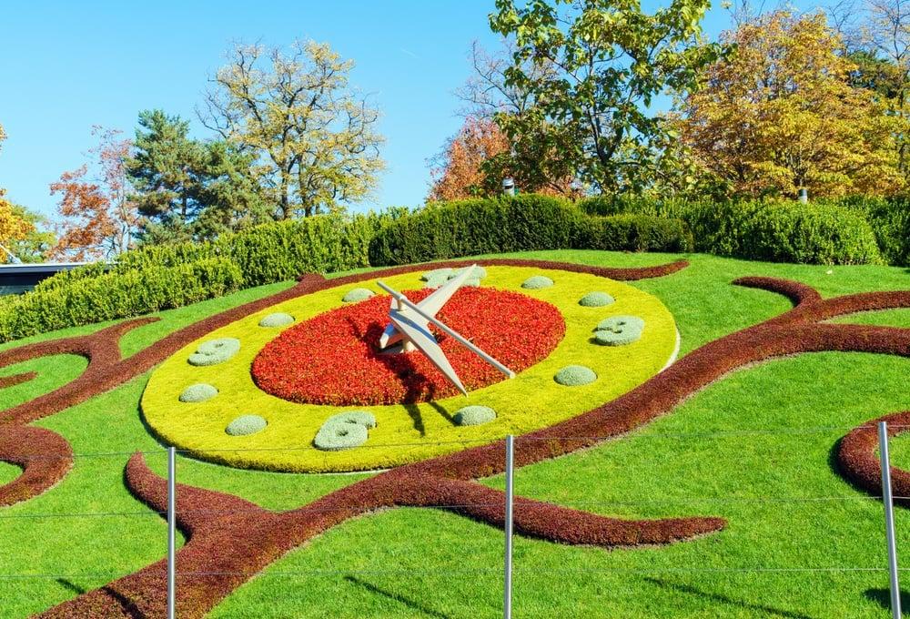 Jardin Anglais and Parc de La Grange