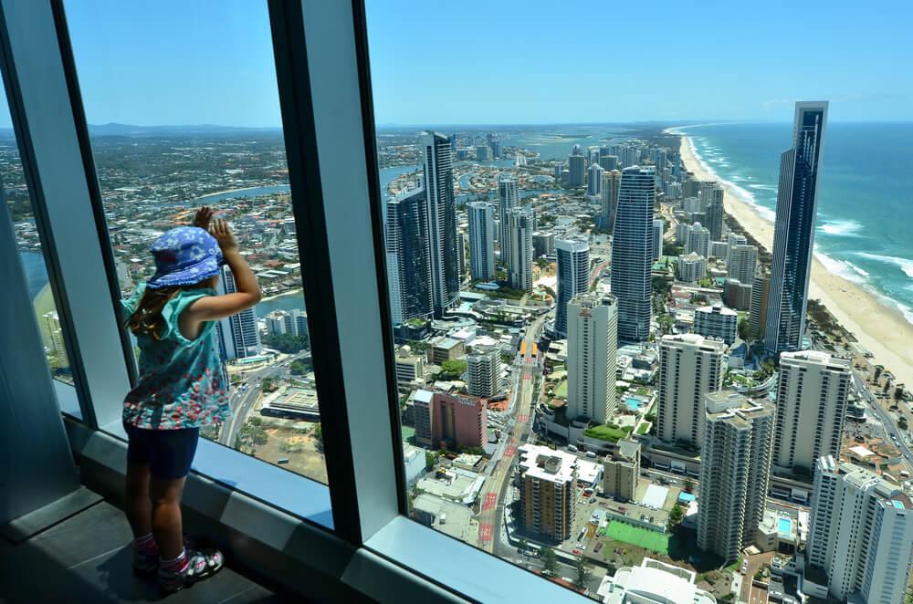 Enjoy Incredible Views at SkyPoint Climb