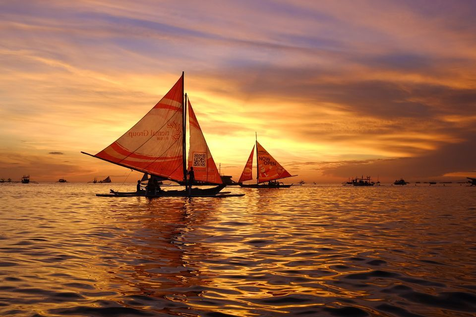 Boracay Sunset Cruise with Water Activities