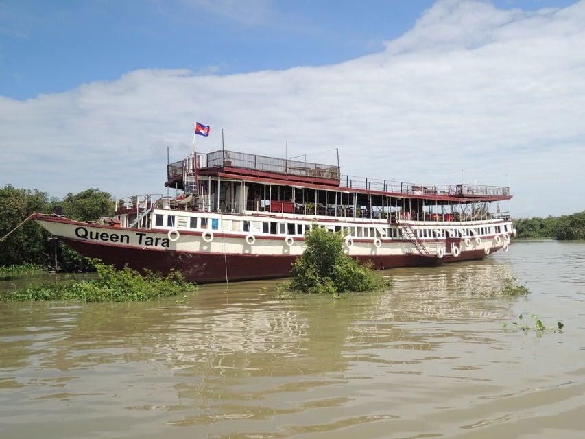 Siem Reap: Floating Village Half-Day Tour