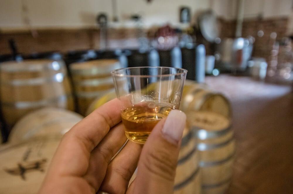 Nelsons Green Brier Distillery Tour