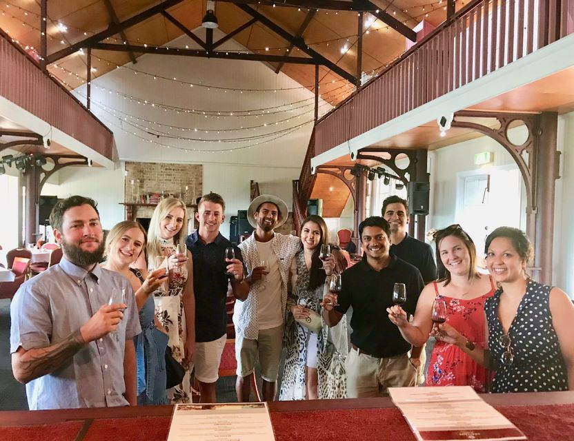 Mt Tamborine Winery and Distillery Tour plus 2 Course Lunch