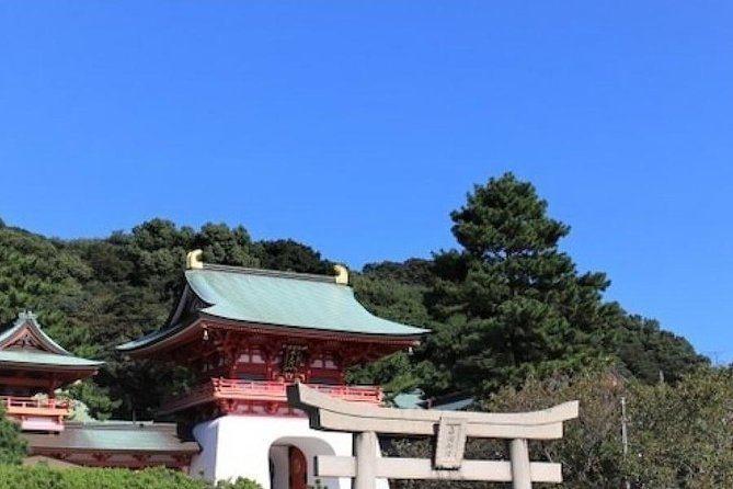 Highlights of Yamaguchi Karato Market Tsunoshima and Motonosumi Inari Shrine