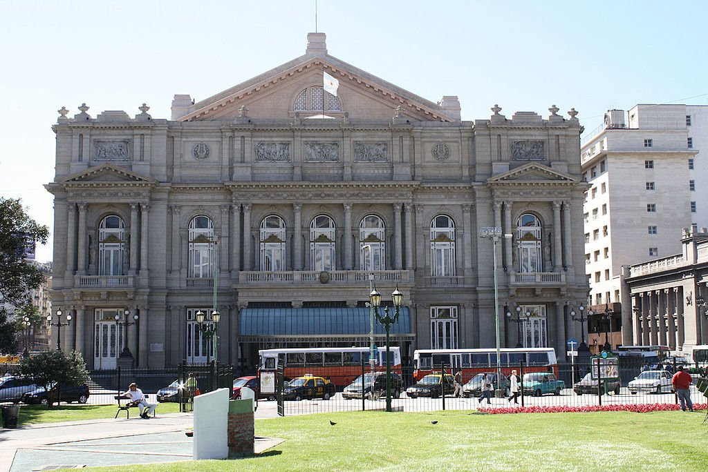 Teatro Colon Opera House