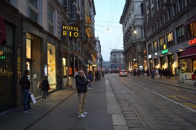 Milan Off the beaten track