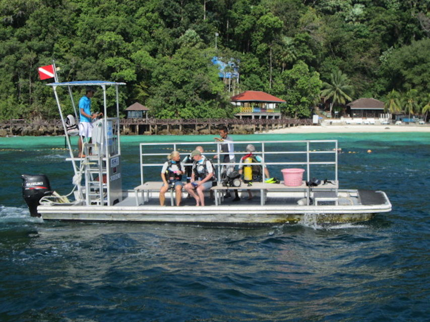 Beach Snorkeling Package from Langkawi