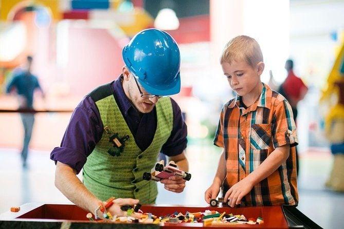 Build Lego Structures