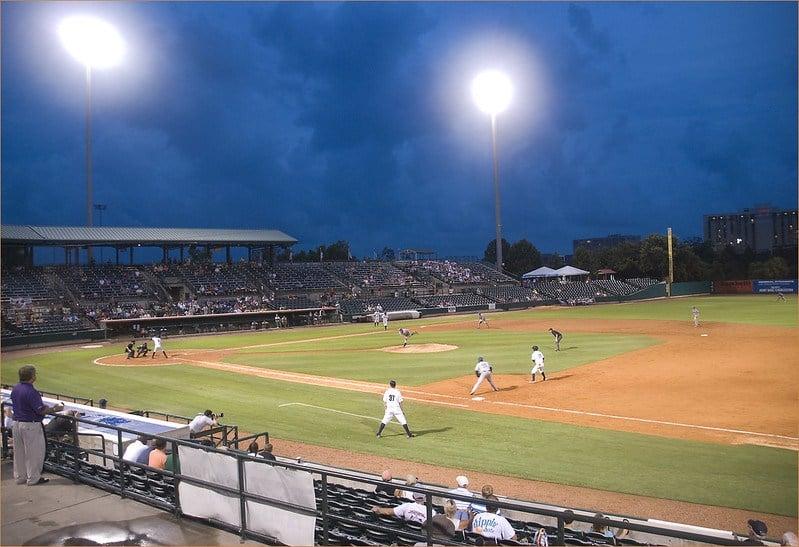Support some Charleston Pro Sports