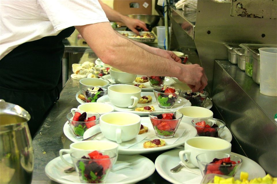 Chefs Kitchen Tour
