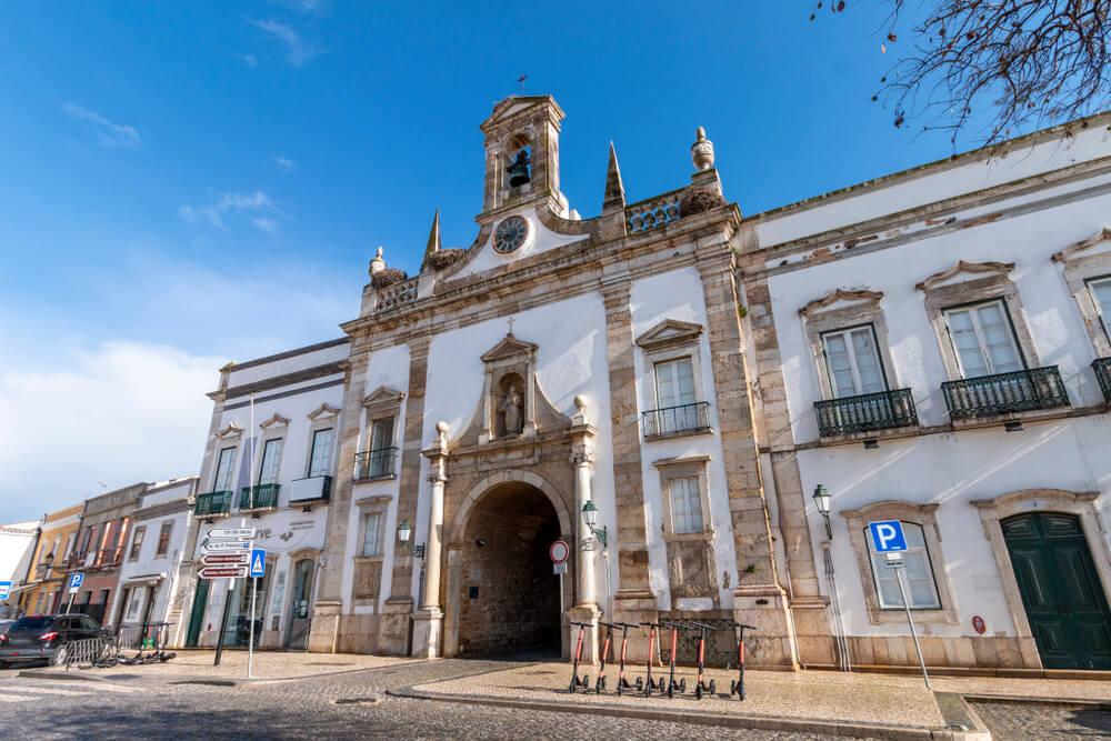 Downtown Faro, Faro