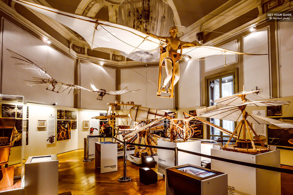 Explore the Brilliance of Leonardo Da Vinci