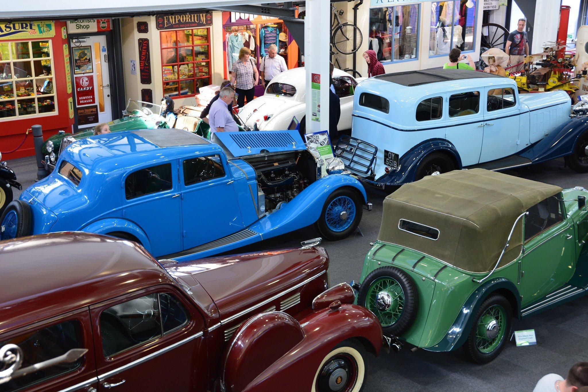The Lakeland Motor Museum
