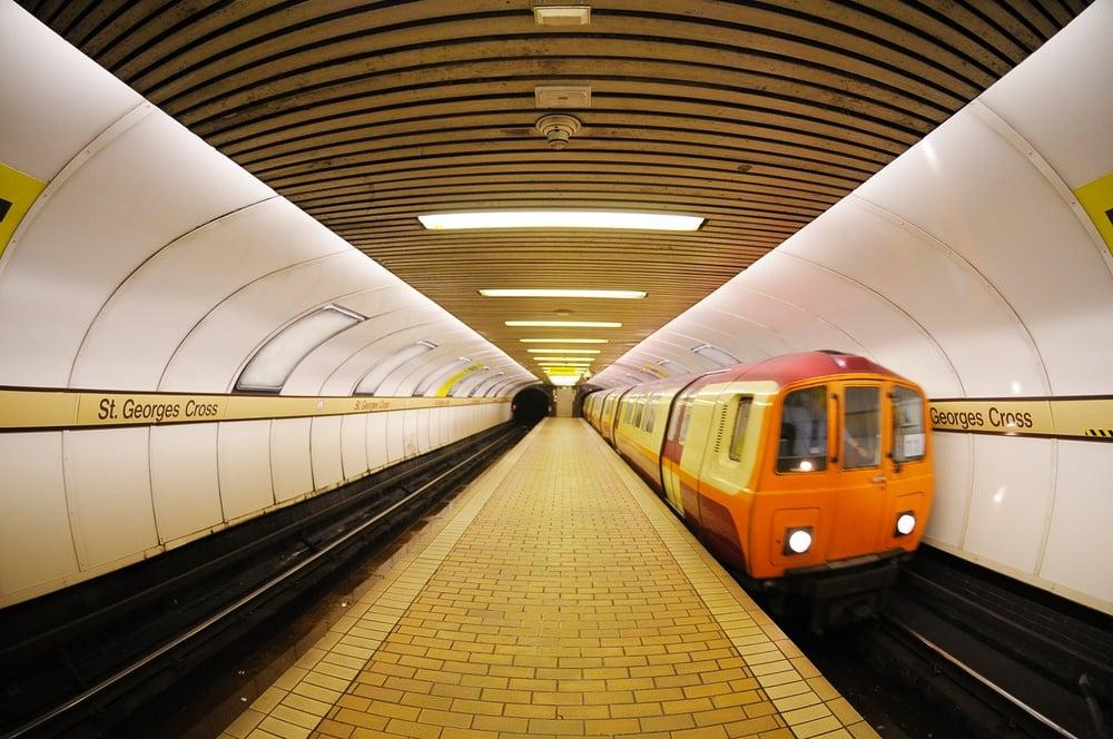 Glasgow Clockwork Subway