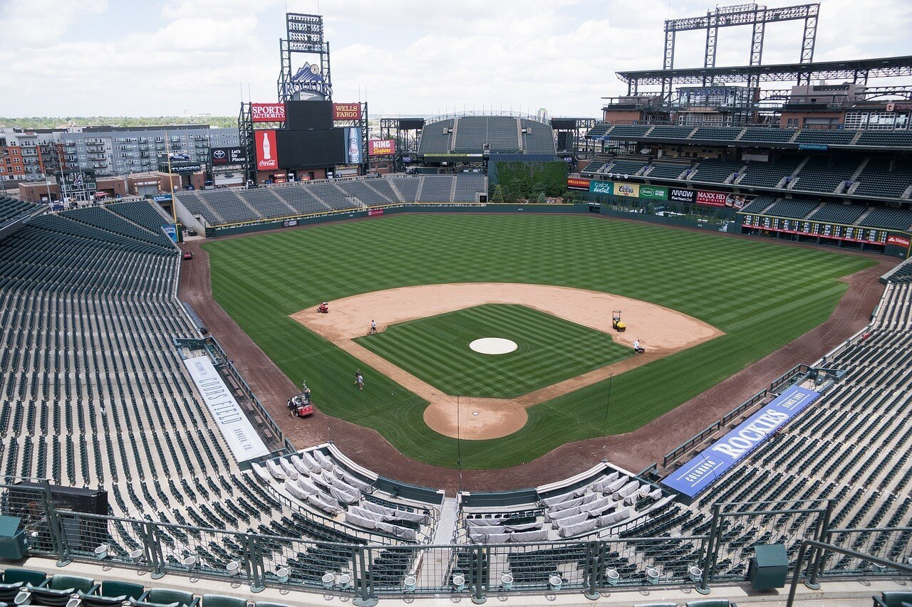 Go to a Ballgame at Coors Field