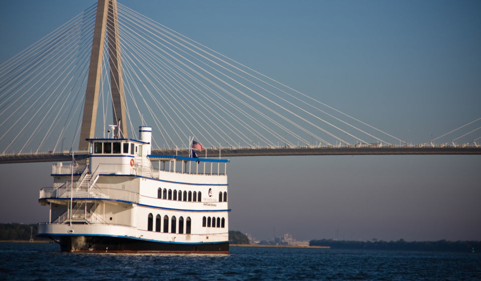 Historic City Tour and Harbor Cruise