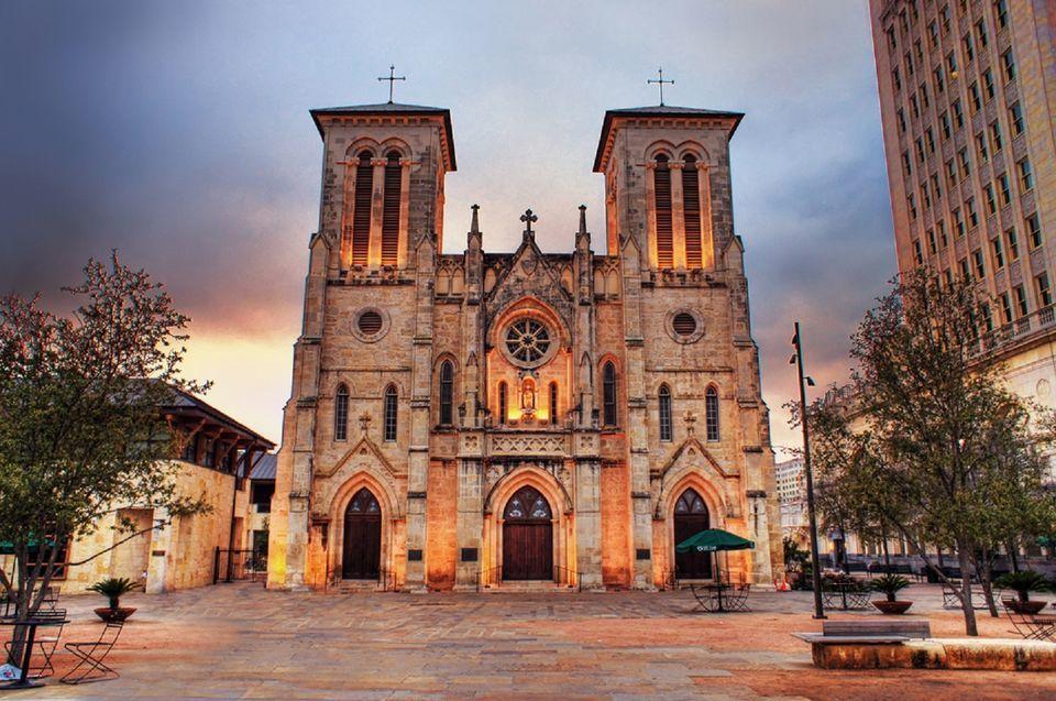 History San Antonio
