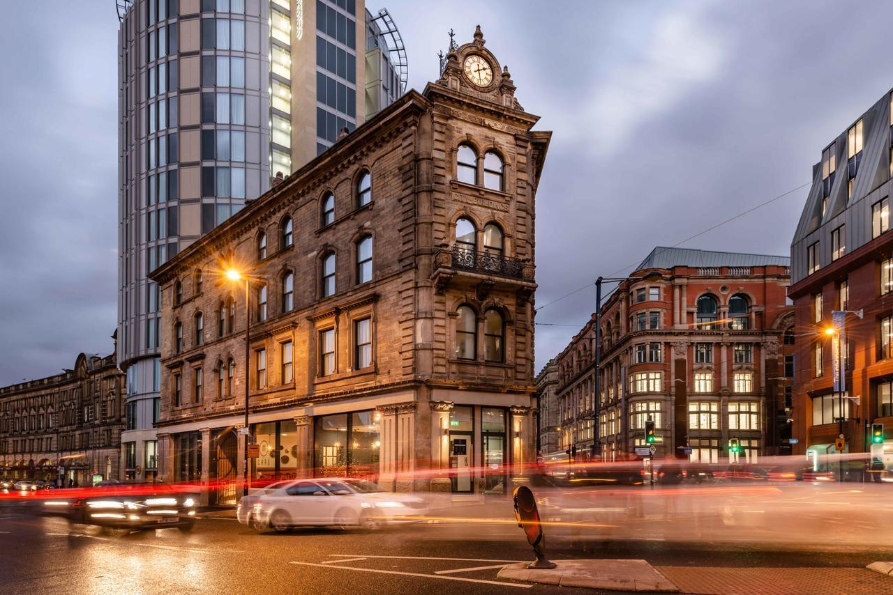 Hotel Indigo Manchester- Victoria Station, Manchester