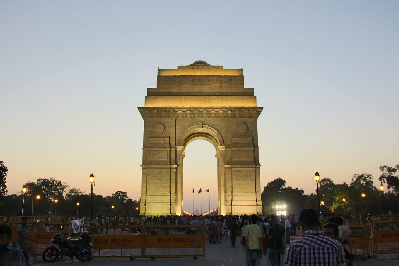 Marvel at India Gate