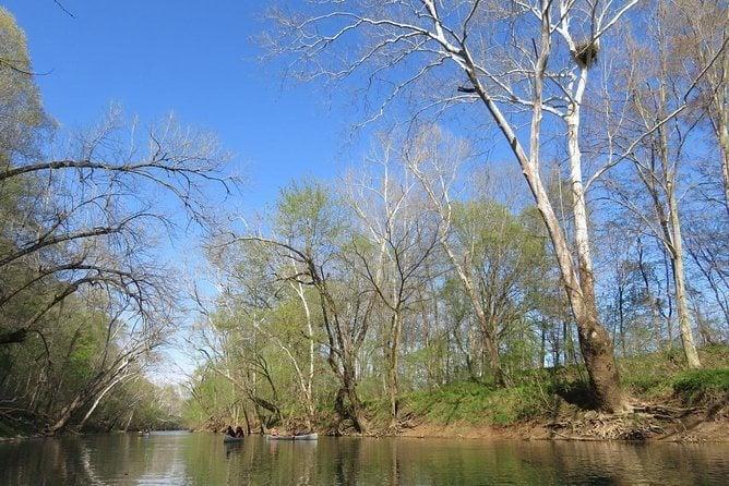 Explore Blue River in Indianapolis.