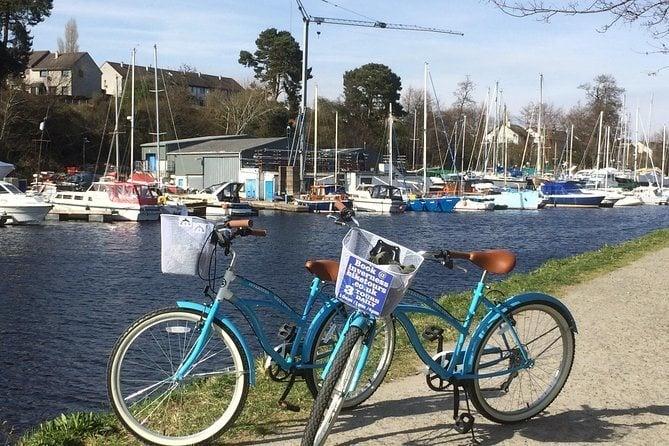 Bike Tour Around the Waterways of Inverness