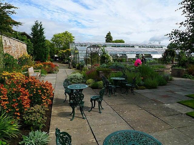 Stroll Around the Botanic Gardin in Inverness