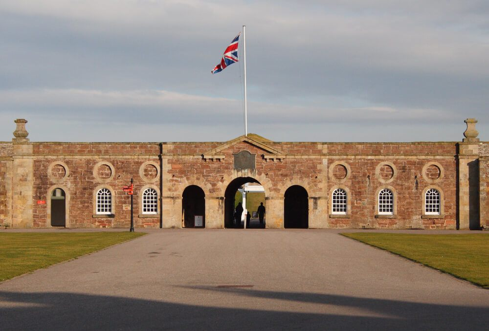 Discover Fort George in Inverness