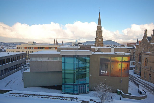 Learn about Scottish History in the Museum and Art Gallery in Inverness
