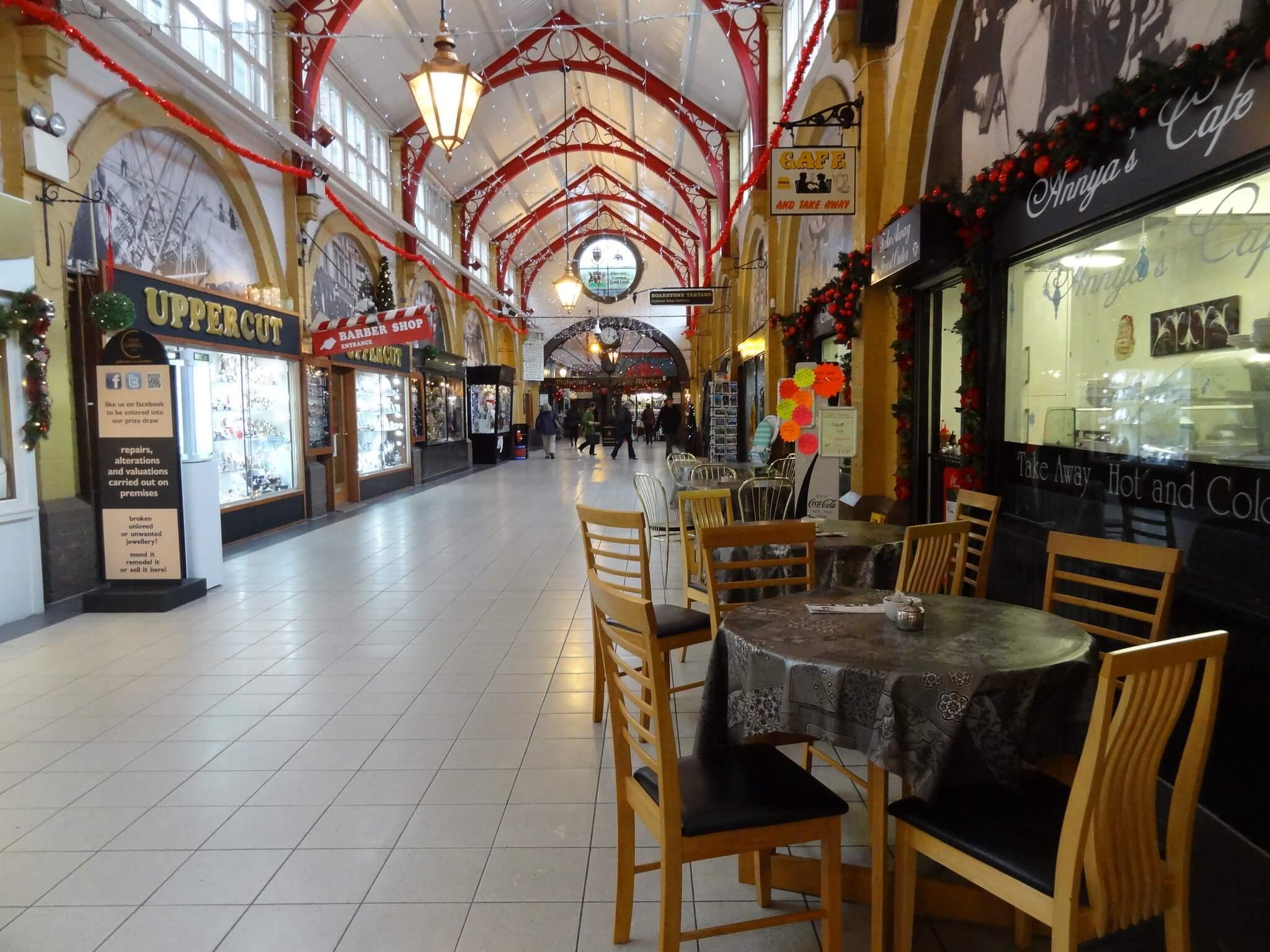 Shop Around the Victorian Market in Inverness