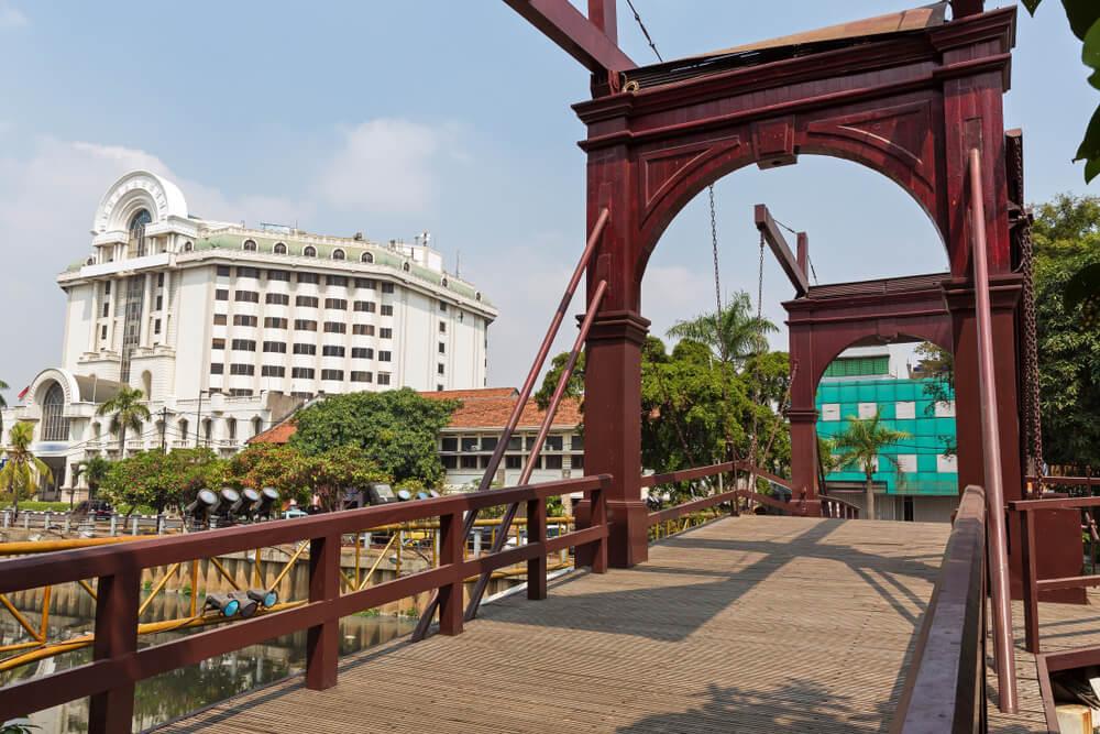Jakarta Old Town, Jakarta