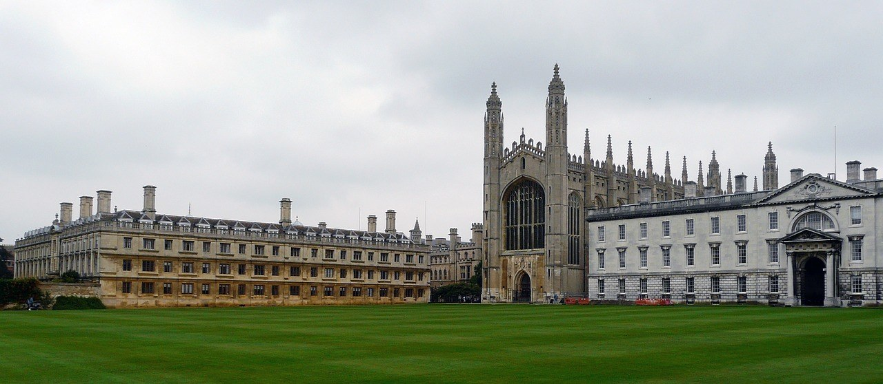 King's College and King's College Chapel