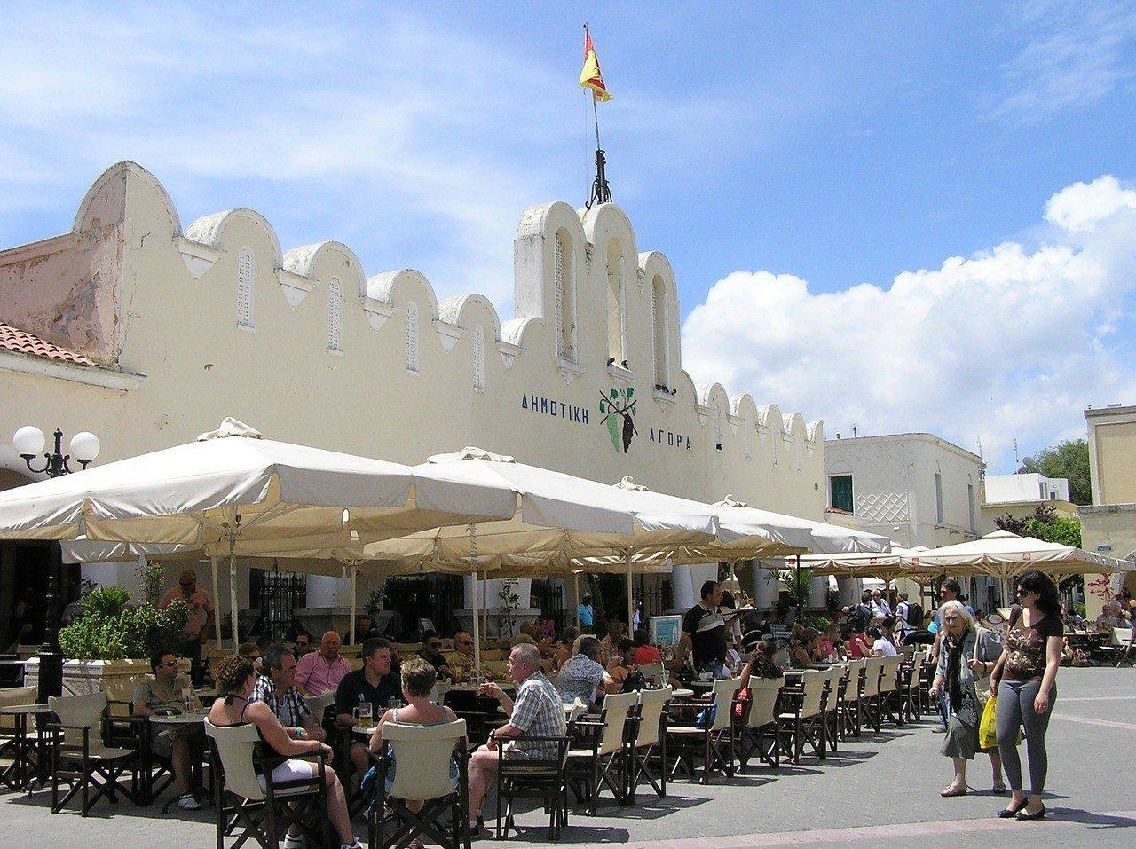 Kos Market Hall