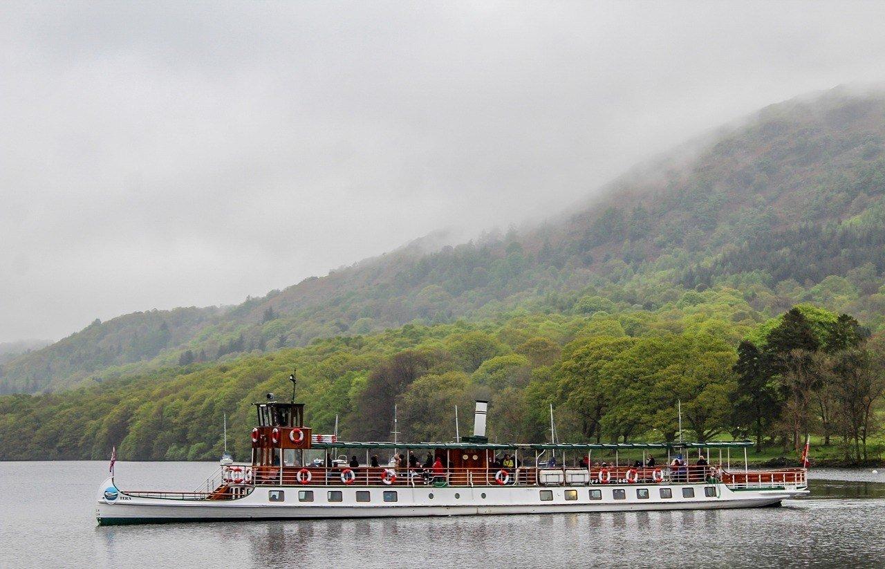 Lake District Steam Boat