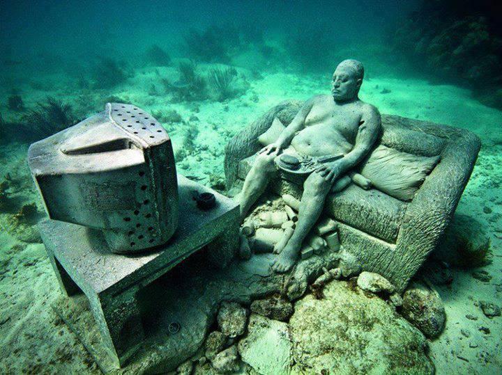 MUSA Underwater Museum of Art