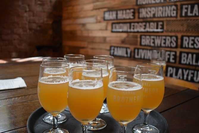 Explore the craft beer scene in Manchester.