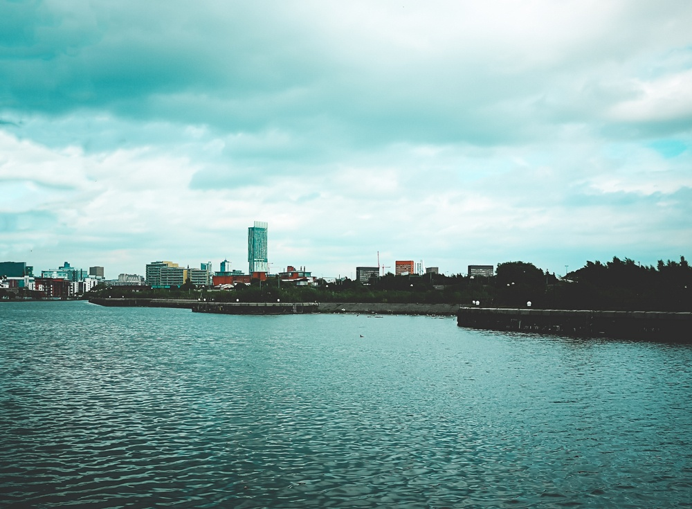 Cruise around the Manchester Ship Canal.
