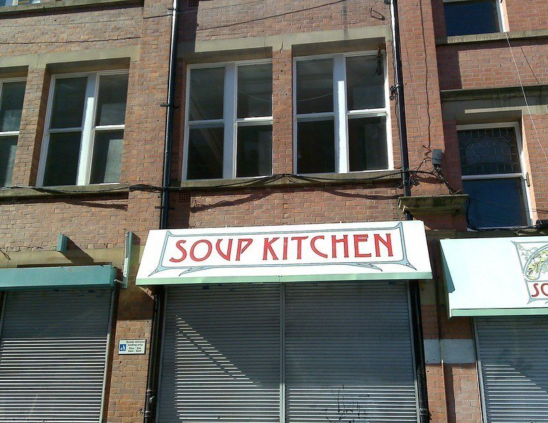 Listen to local music in Soup Kitchen at Manchester