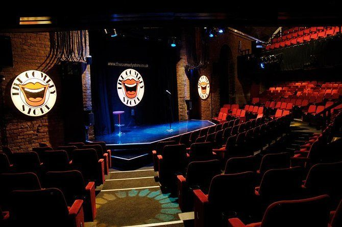 Experience the best stand up comedy at The Comedy Store in Manchester.
