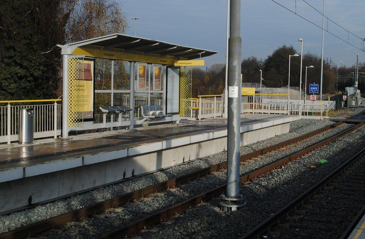 Manchester Tram Station