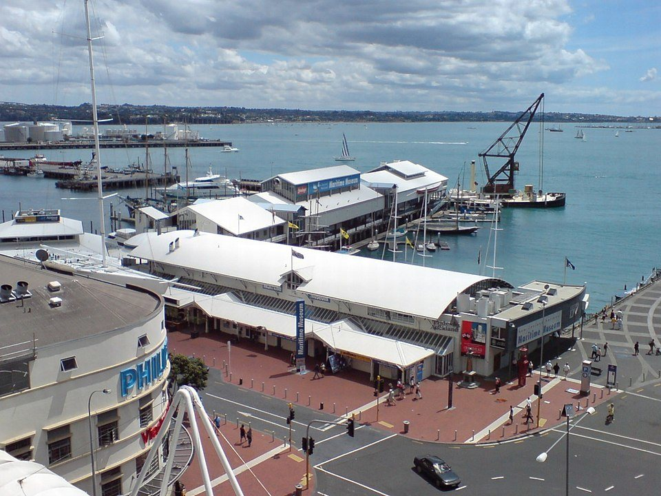 Visit the New Zealand Maritime Museum
