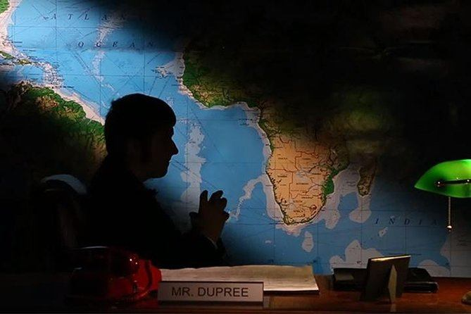 Themed Escape Room called Mr Dupree Mission in Indianapolis