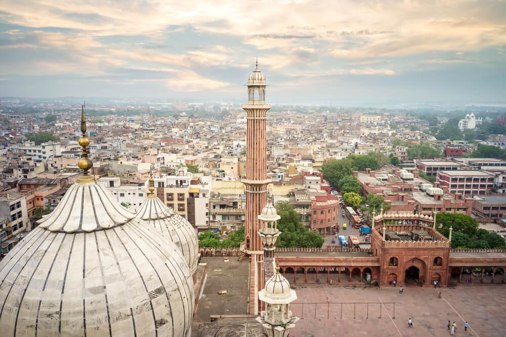 Stroll through Old Delhi